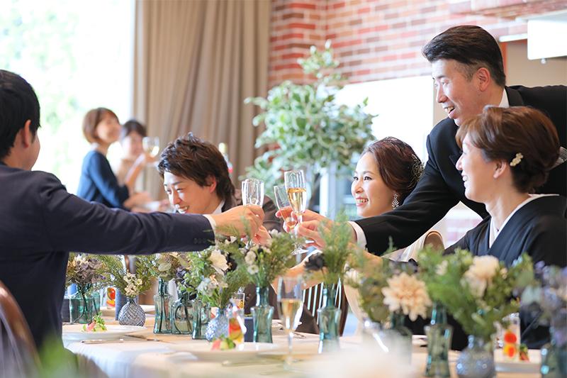 KIOKUNOMORI 家族婚 少人数婚